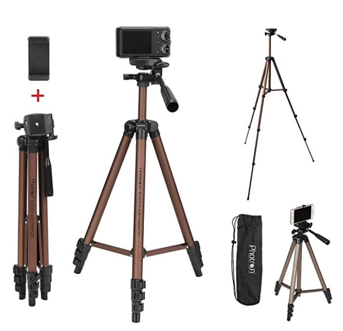 Photron Stedy 420 Tripod 50 Inch with Mobile Holder review