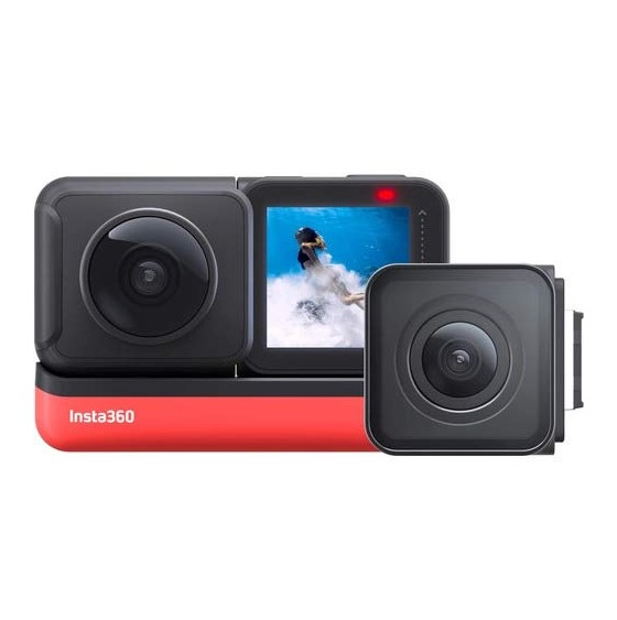 Best action camera in india by Insta360
