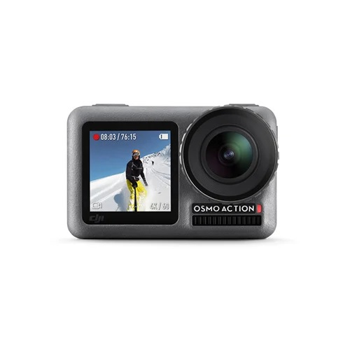 best action camera by DJI