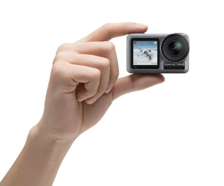 BEST ACTION CAMERA DJI OSMO