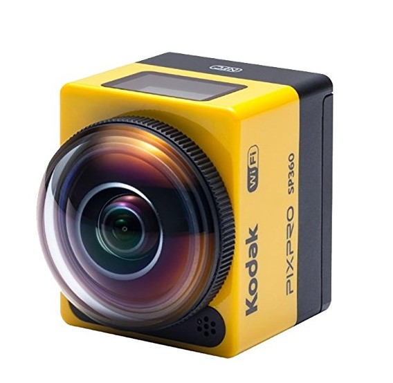 best action camera in India by Kodak