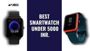 Best Smartwatch Under 5000 Rs. | From 2021 New Top Brands
